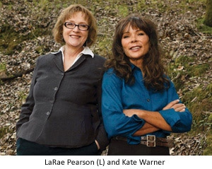 LaRae Pearson and Kate Warner